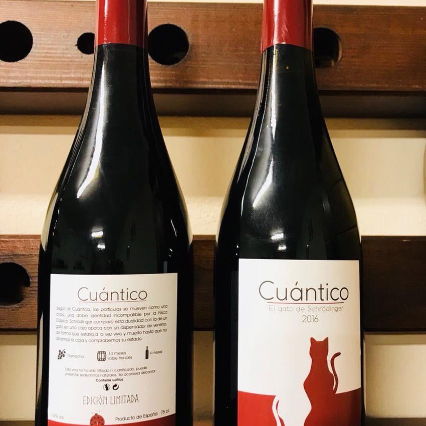Diseño etiqueta Vino Cádiz